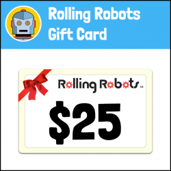 Gift Card 25 Dollars